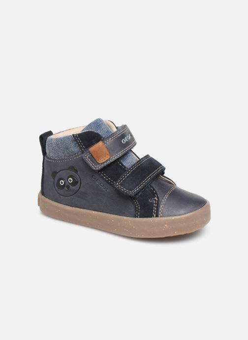 Sneakers Geox B Kilwi Boy x WWF Blauw detail