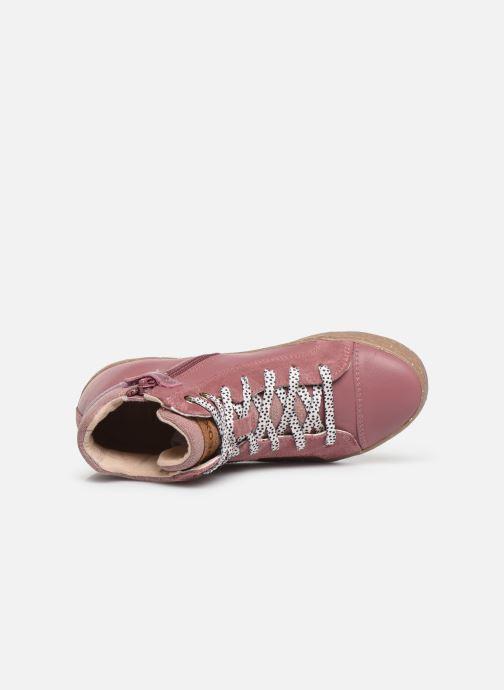 Sneakers Geox J Kalispera Girl x WWF Roze links