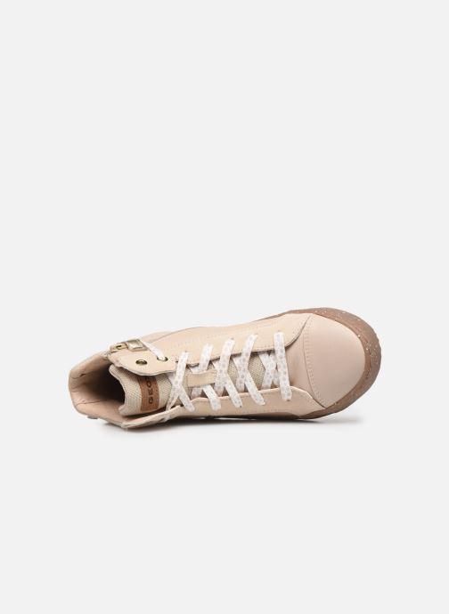 Sneakers Geox J Kalispera Girl x WWF Wit links