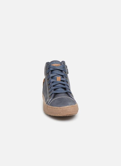 Sneakers Geox J Alonisso Boy x WWF Blauw model