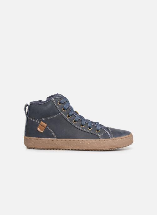 Sneakers Geox J Alonisso Boy x WWF Blauw achterkant
