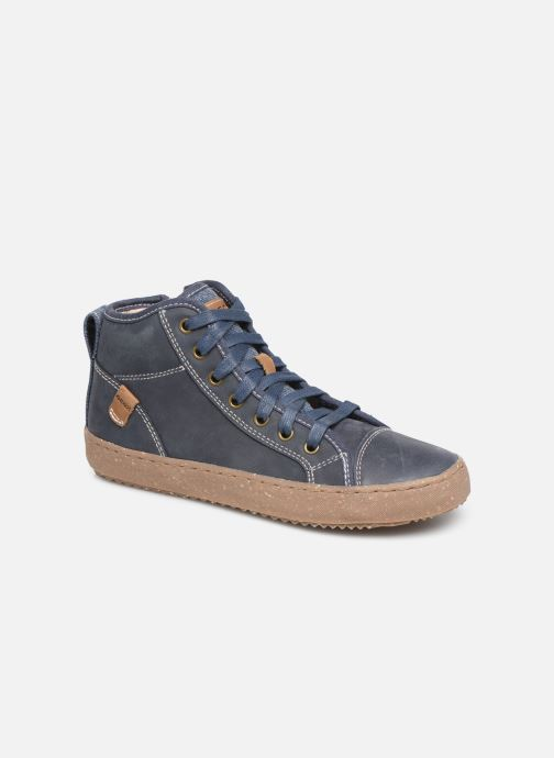 Sneakers Geox J Alonisso Boy x WWF Blauw detail