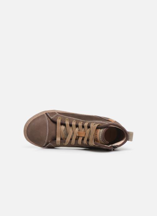 Sneakers Geox J Alonisso Boy x WWF Bruin links