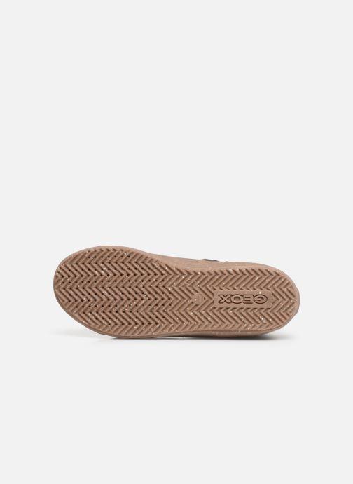 Sneakers Geox J Alonisso Boy x WWF Brun se foroven