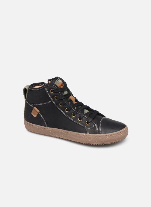 Sneakers Geox J Alonisso Boy x WWF Zwart detail