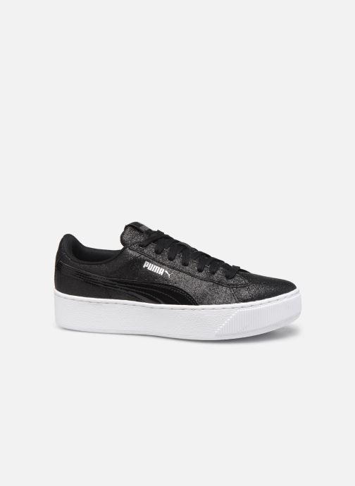 Sneakers Puma Vikky Platf Glitz Nero immagine posteriore