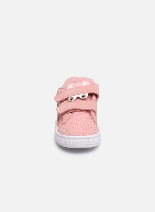 Sneakers Puma S Winter Monster Roze model