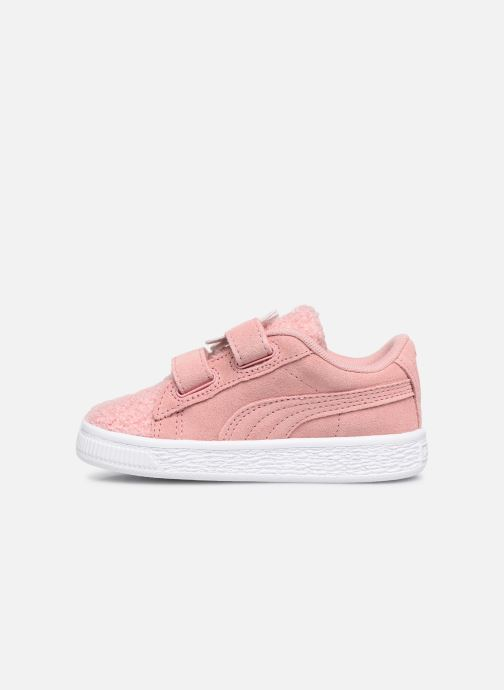 Sneakers Puma S Winter Monster Roze voorkant