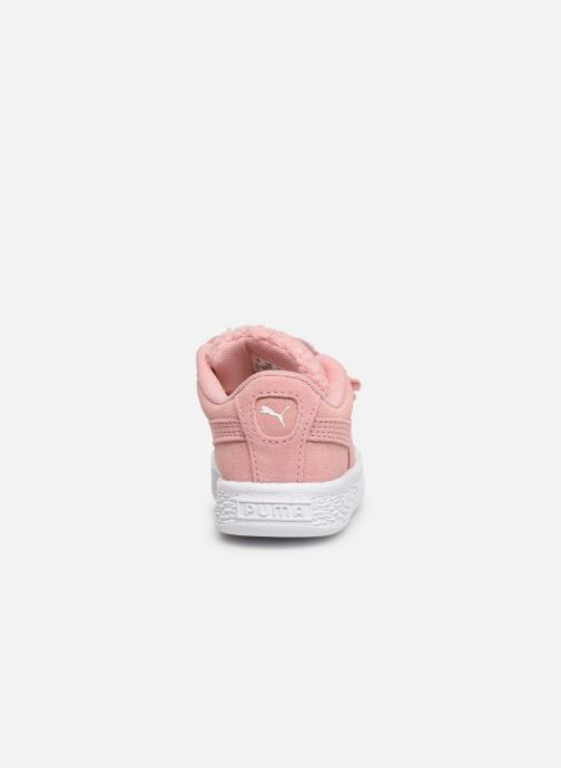 Sneakers Puma S Winter Monster Roze rechts