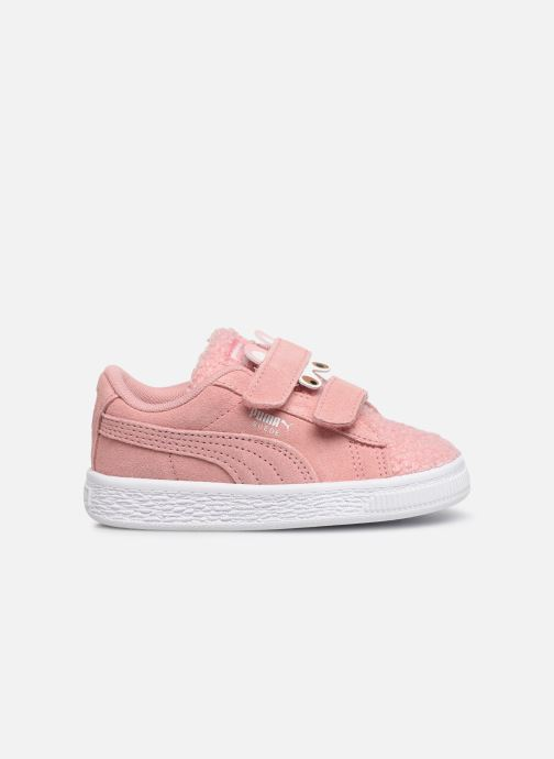 Sneakers Puma S Winter Monster Roze achterkant