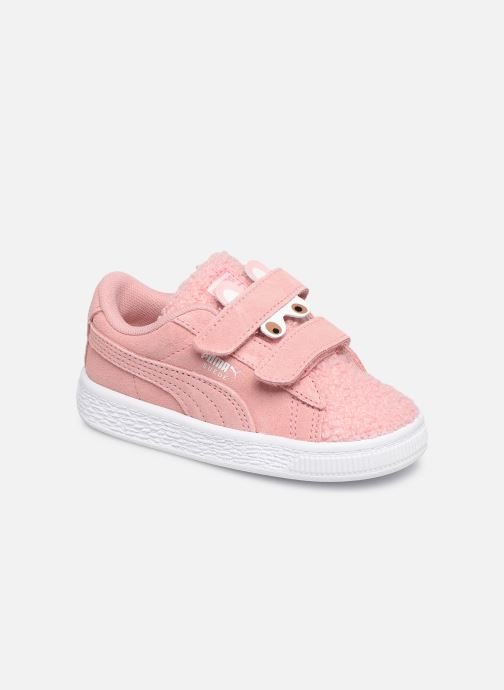 Sneakers Puma S Winter Monster Roze detail