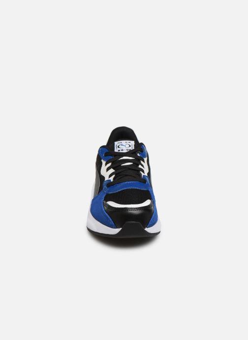 Baskets Puma Rs-98 Space Bleu vue portées chaussures