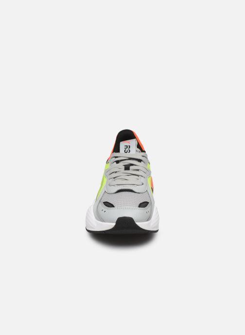 Baskets Puma Rsx Hard Drive Multicolore vue portées chaussures