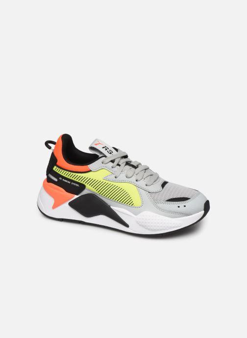 Sneakers Puma Rsx Hard Drive Multicolor detail