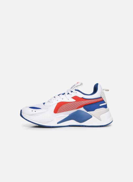 Sneaker Puma Rsx Hard Drive weiß ansicht von vorne