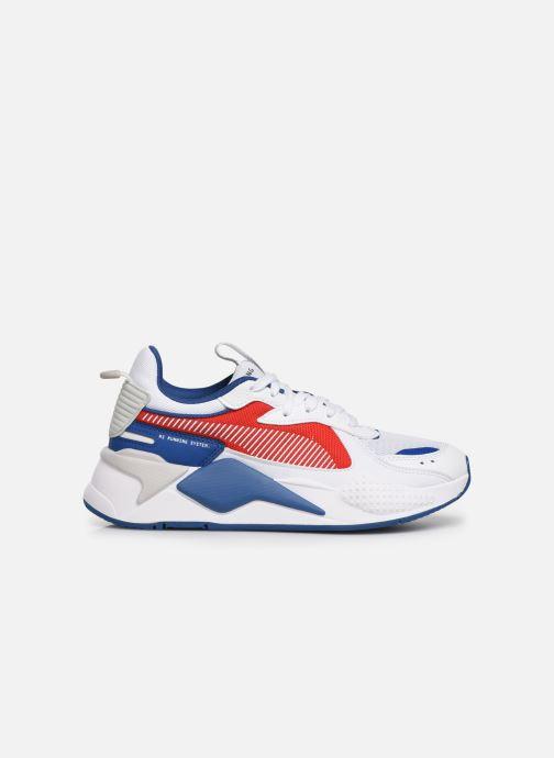 Sneaker Puma Rsx Hard Drive weiß ansicht von hinten