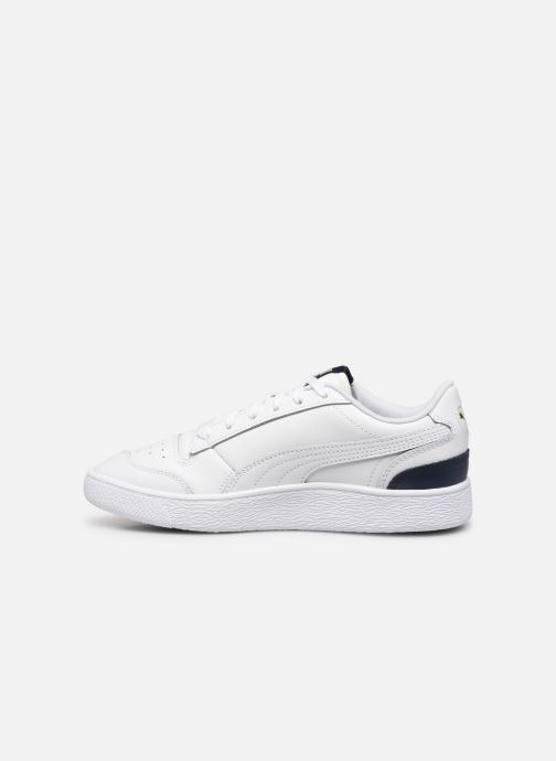 Baskets Puma Ralph Sampson Lo Blanc vue face