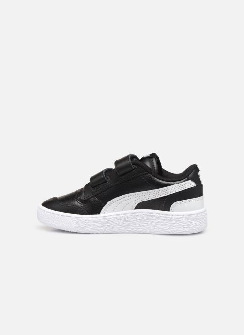 Trainers Puma Ralph Sampson Lo V Black front view