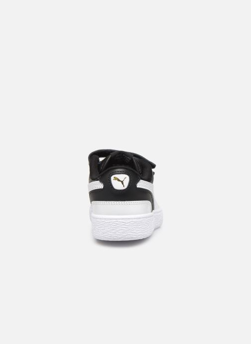 Trainers Puma Ralph Sampson Lo V Black view from the right