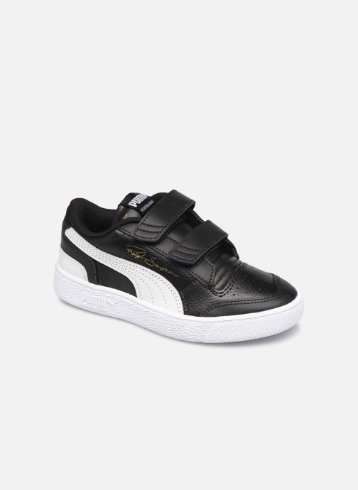 Trainers Puma Ralph Sampson Lo V Black detailed view/ Pair view