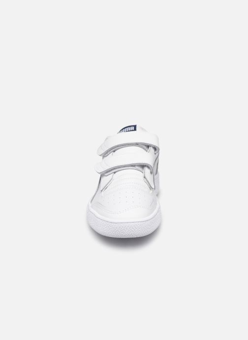 Sneakers Puma Ralph Sampson Lo V Hvid se skoene på