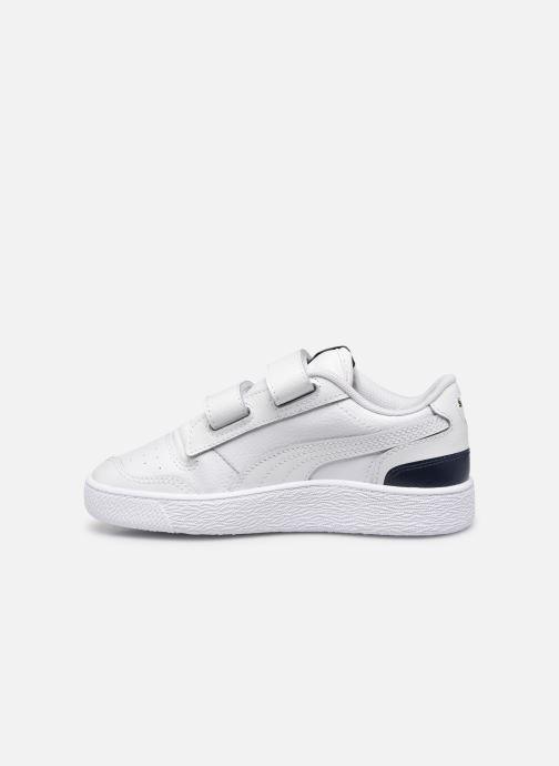 Sneakers Puma Ralph Sampson Lo V Hvid se forfra