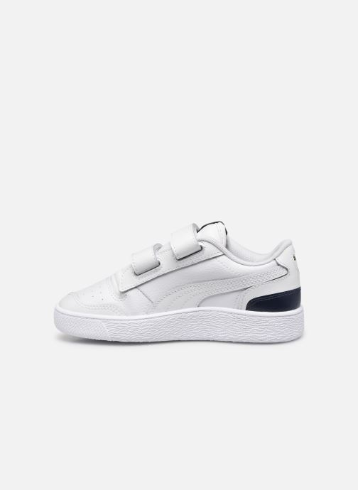 Baskets Puma Ralph Sampson Lo V Blanc vue face