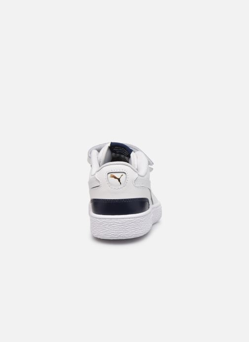 Trainers Puma Ralph Sampson Lo V White view from the right