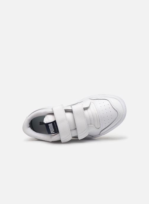 Sneakers Puma Ralph Sampson Lo V Hvid se fra venstre
