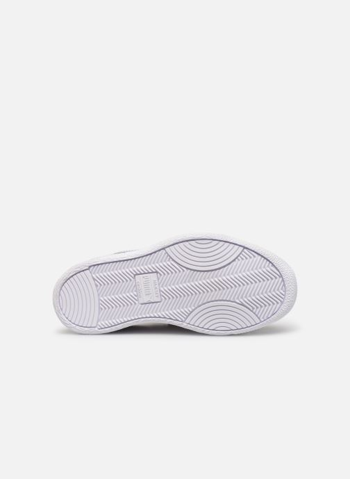 Trainers Puma Ralph Sampson Lo V White view from above