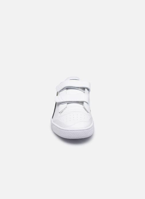Baskets Puma Ralph Sampson Lo V Blanc vue portées chaussures