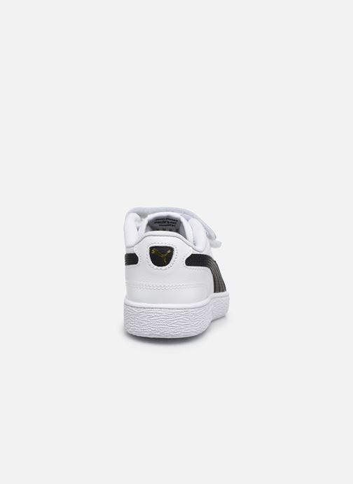 Sneakers Puma Ralph Sampson Lo V Bianco immagine destra