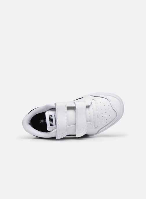 Sneakers Puma Ralph Sampson Lo V Bianco immagine sinistra