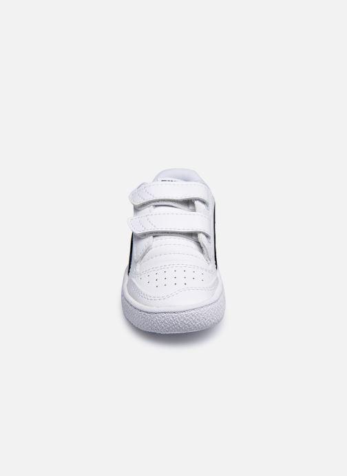 Sneaker Puma Ralph Sampson Lo V weiß schuhe getragen