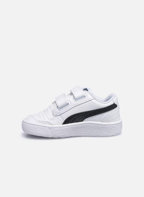 Sneaker Puma Ralph Sampson Lo V weiß ansicht von vorne