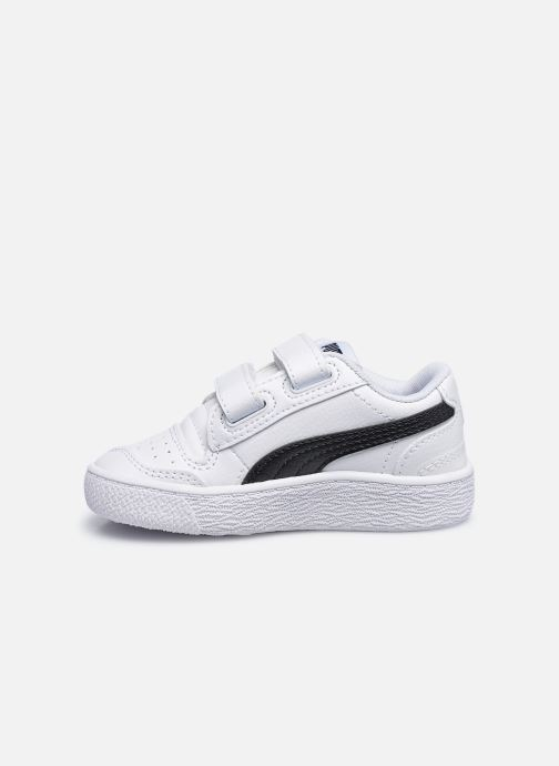 Sneakers Puma Ralph Sampson Lo V Bianco immagine frontale