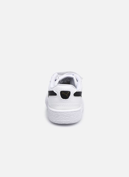 Sneaker Puma Ralph Sampson Lo V weiß ansicht von rechts