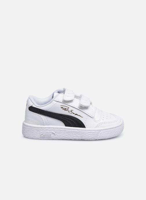 Sneaker Puma Ralph Sampson Lo V weiß ansicht von hinten