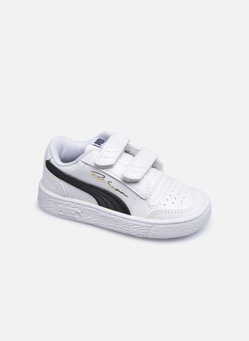 Sneaker Puma Ralph Sampson Lo V weiß detaillierte ansicht/modell