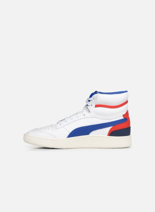 Trainers Puma Ralph Sampson Mid White front view