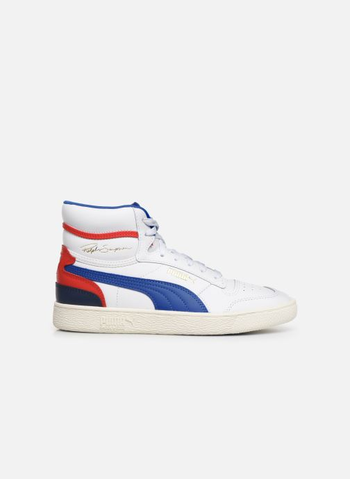 Trainers Puma Ralph Sampson Mid White back view