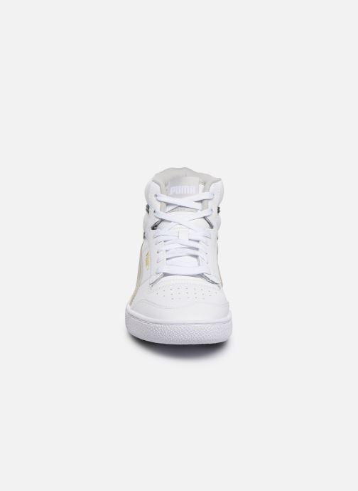 Sneakers Puma Ralph Sampson Mid Wit model