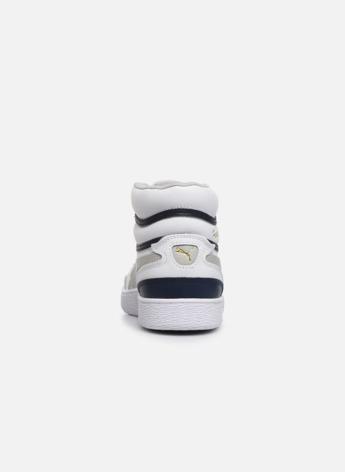 Sneakers Puma Ralph Sampson Mid Wit rechts