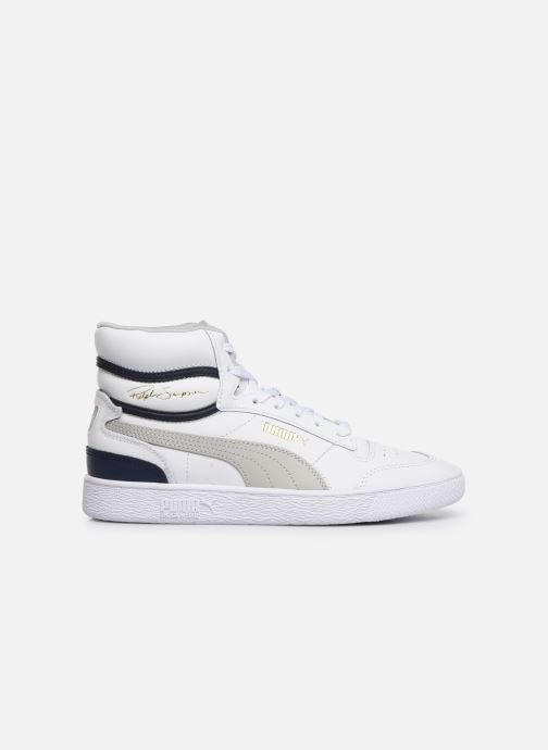 Sneakers Puma Ralph Sampson Mid Wit achterkant