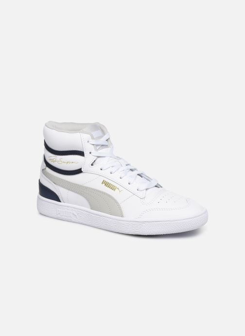 Sneakers Puma Ralph Sampson Mid Wit detail