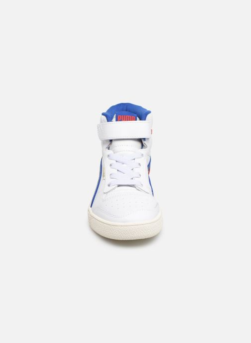 Sneakers Puma Ralf Sampson Mid V Wit model