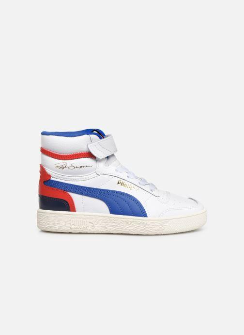 Sneakers Puma Ralf Sampson Mid V Wit achterkant