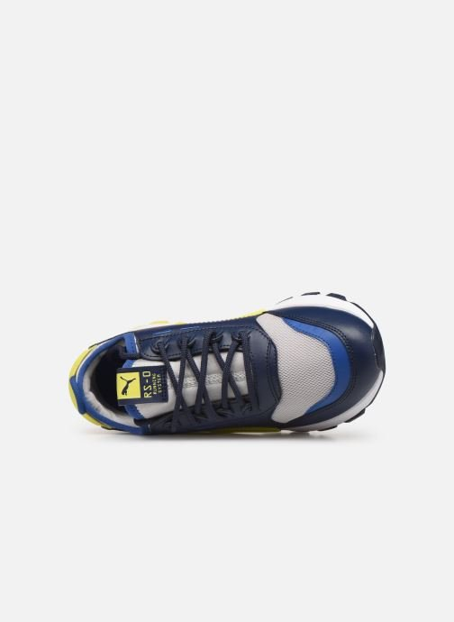 Trainers Puma Rs0 Smart Blue view from the left