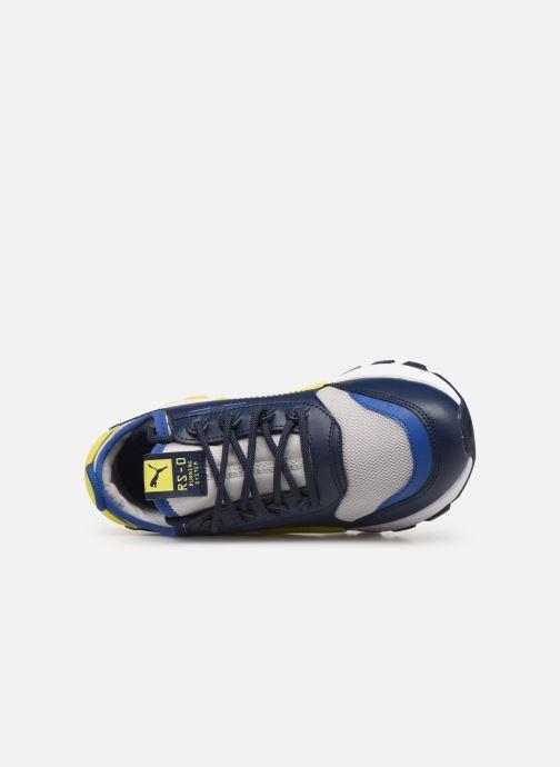 Baskets Puma Rs0 Smart Bleu vue gauche