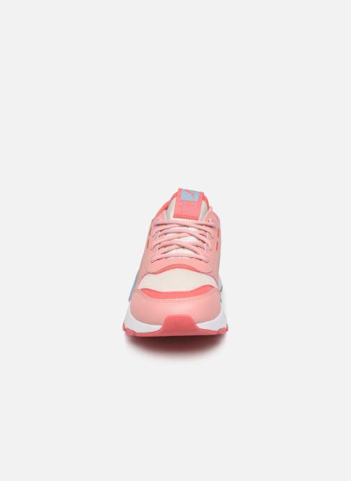 Baskets Puma Rs0 Smart Rose vue portées chaussures
